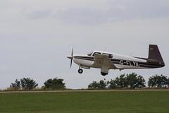 G-FLYA Mooney M20J-205 [24-3124] Sywell 300819