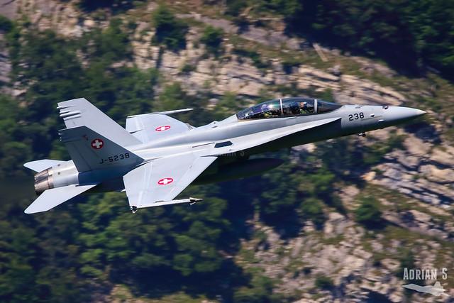 J-5238 FA18D Hornet | 23.06.2020