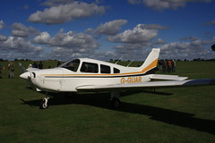 G-GUAR Piper PA-28-161 [28-7816576] Sywell 010919