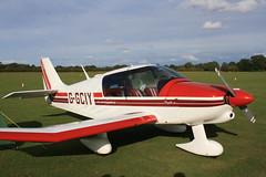 G-GCIY Robin DR400-140B [1488] Sywell 310819