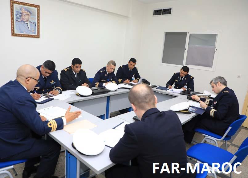 Collège 5+5 Défense : Exercice autour de la gestion du phénomène Migratoire 50159886516_2271eec069_o