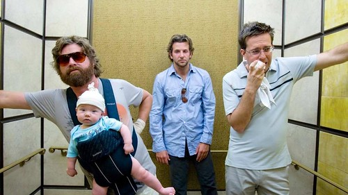 The Hangover: Resacón en Las Vegas
