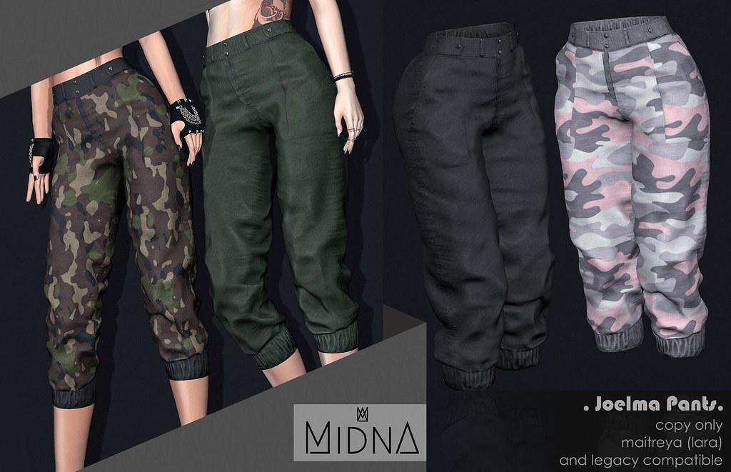 Midna – Joelma Pants
