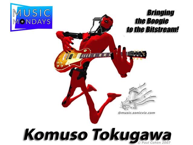 Music Mondays - Komuso Takagawa