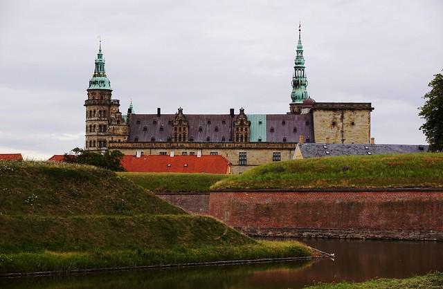 Kronborg - Helsingør - Zealand - Denmark