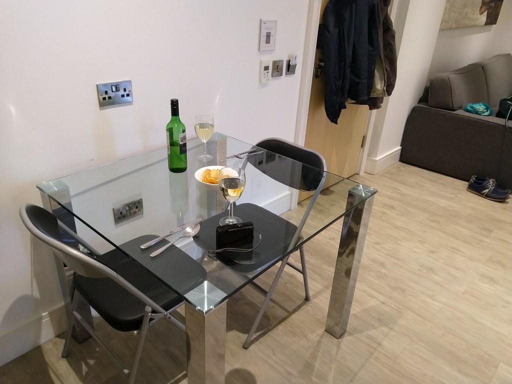 Dining area, StayCity Aparthotel Greenwich