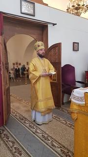 26.07.2020 | Божественная литургия в Юрьевом монастыре