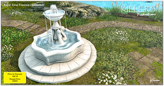 """""""Killer's"""" Royal Swan Fountain On Discount @ Cosmo Starts from 27th July"""