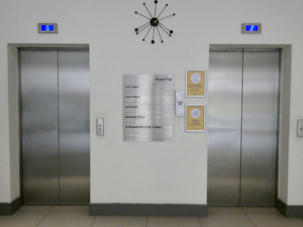 Entrance lobby, StayCity Aparthotel Greenwich
