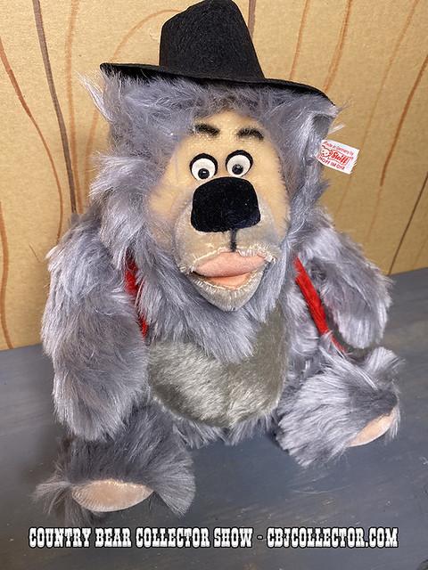 2003 Steiff Big Al Teddy Bear - CBCS #265
