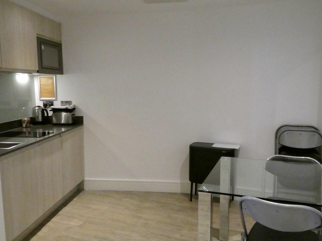 Kitchen Dining Area, StayCity Aparthotel Greenwich