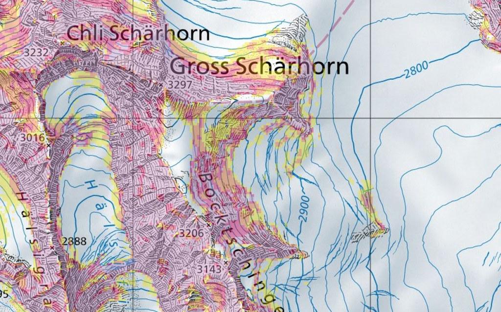 Gross Schärhorn Glarner Alpen Schweiz foto 04
