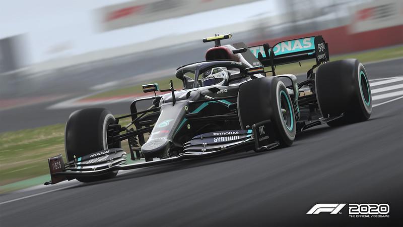F1 2020 - Update Patch 1.06 - Black Mercedes AMG