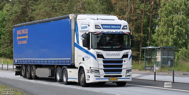 Scania R500 (DK491) Börge Möller