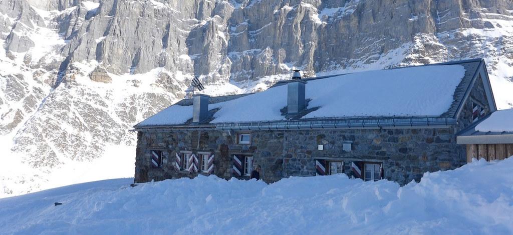 Fridolinshütte Glarner Alpen Switzerland photo 02