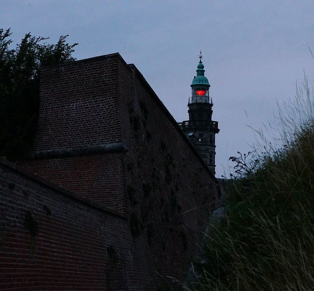 Kronborg Lighthouse - Helsingør - Zealand - Denmark - 1772 - 1800