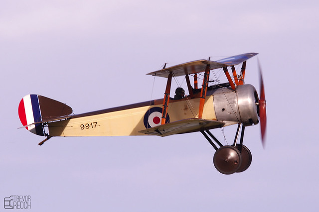 G-EBKY, Sopwith Pup '9917'