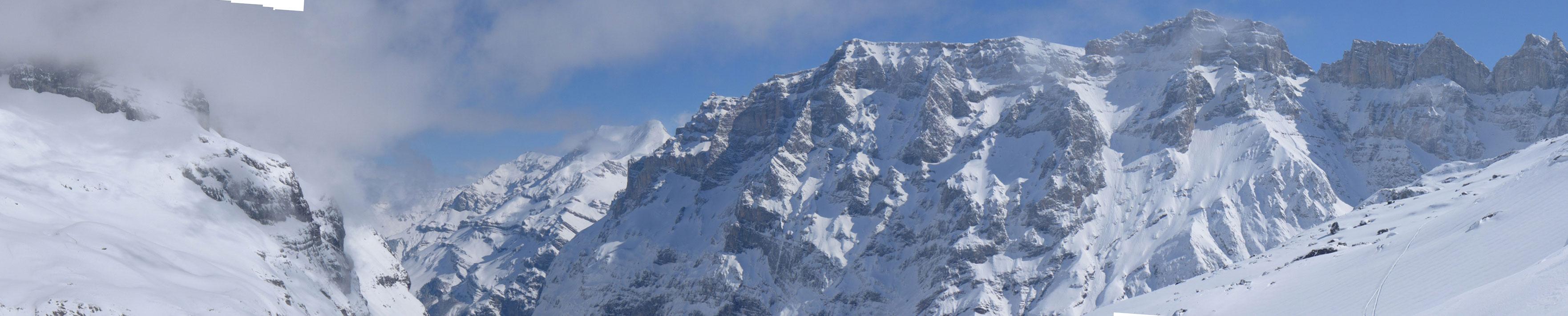 Fridolinshütte Glarner Alpen Switzerland panorama 35