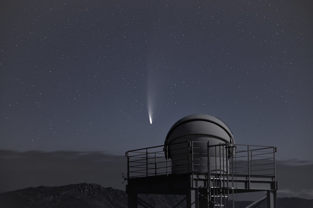 NEOWISE COMET I
