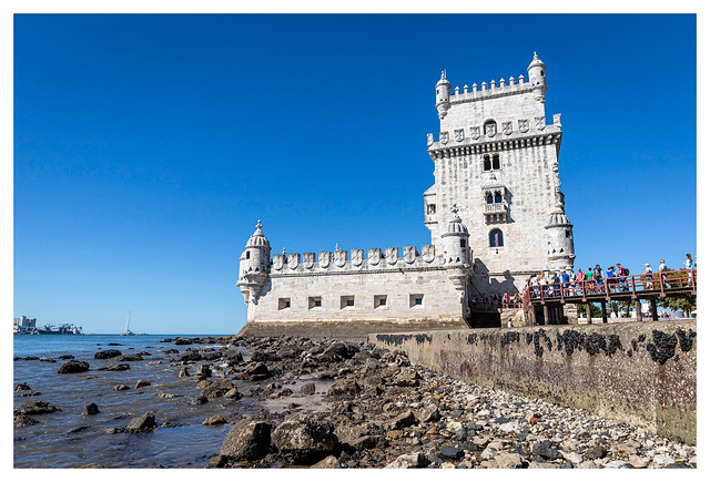 Belém Tower, Lisbon. Portugal