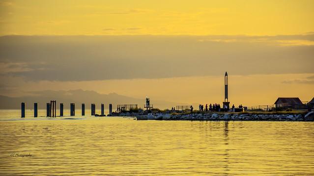 Fisherman's Memorial - Garry Point Park