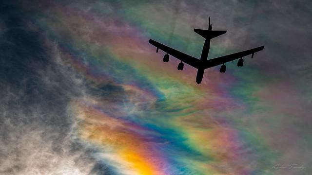 USAF Boeing B-52 Stratofortress
