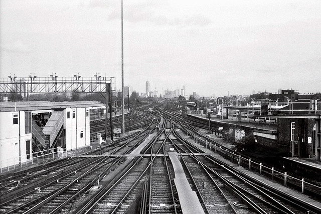 Clapham Junction - 35mm