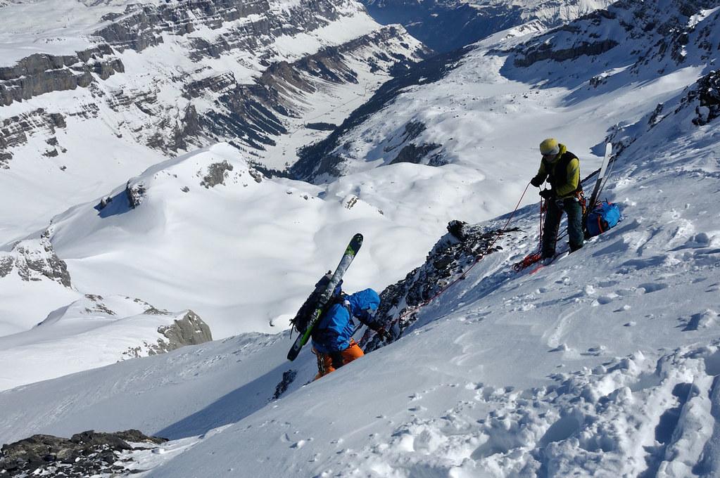 Gross Schärhorn Glarner Alpen Schweiz foto 24