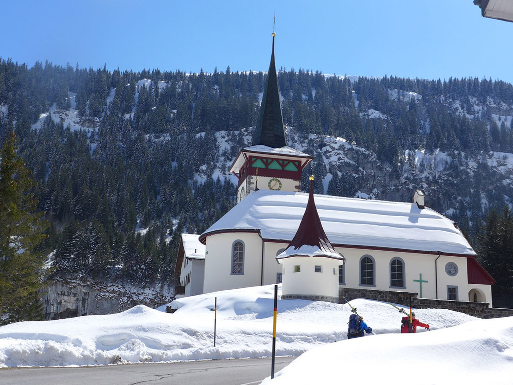 Gross Schärhorn Glarner Alpen Schweiz foto 46