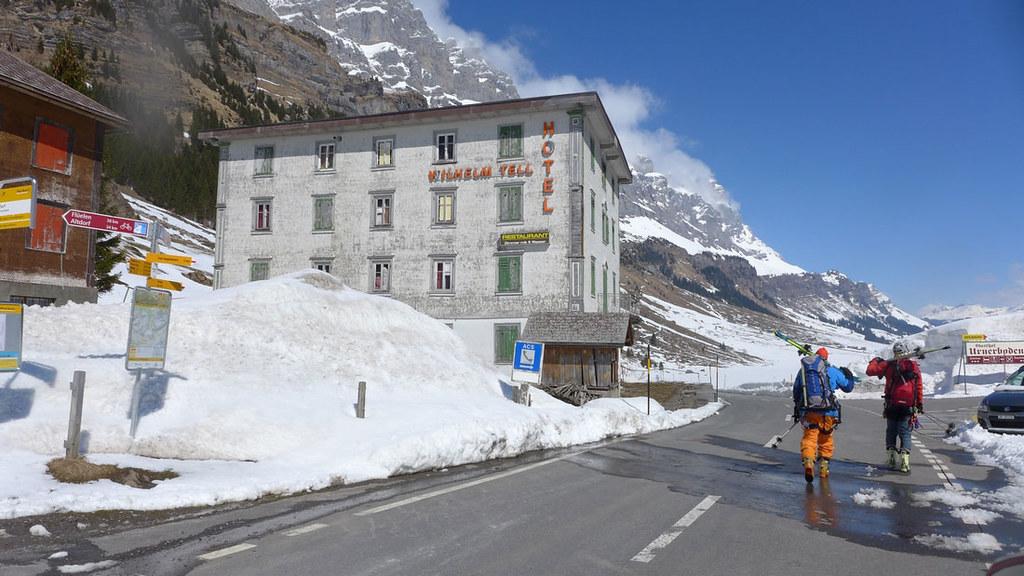 Gross Schärhorn Glarner Alpen Schweiz foto 45