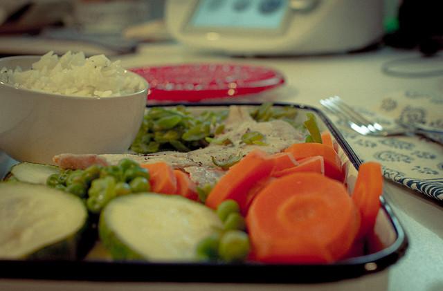 Más comida...
