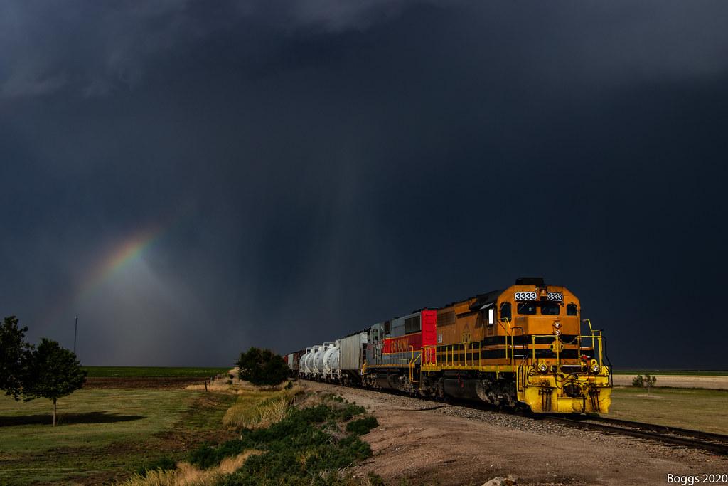 BP 3333 at Brewster Kansas