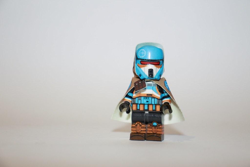 Imperial Kyber trooper