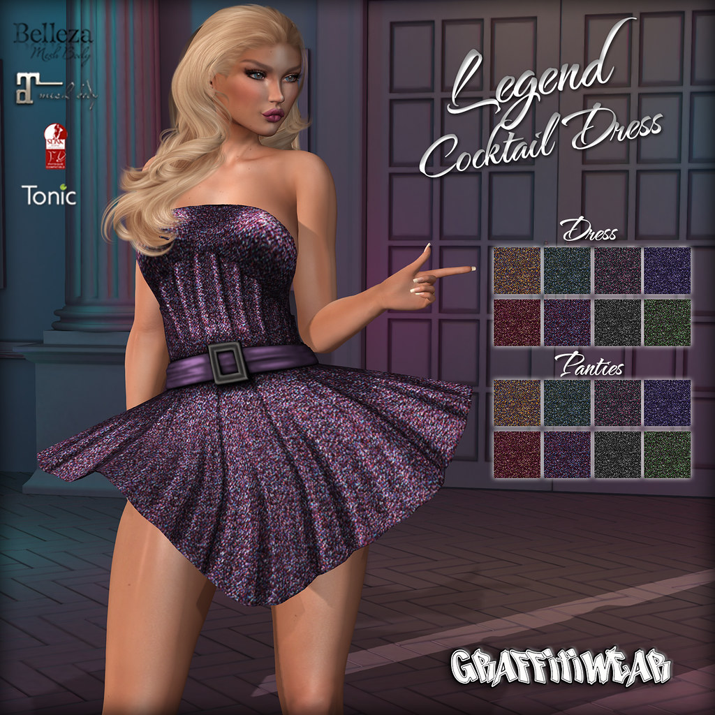 Legend Cocktail Dress
