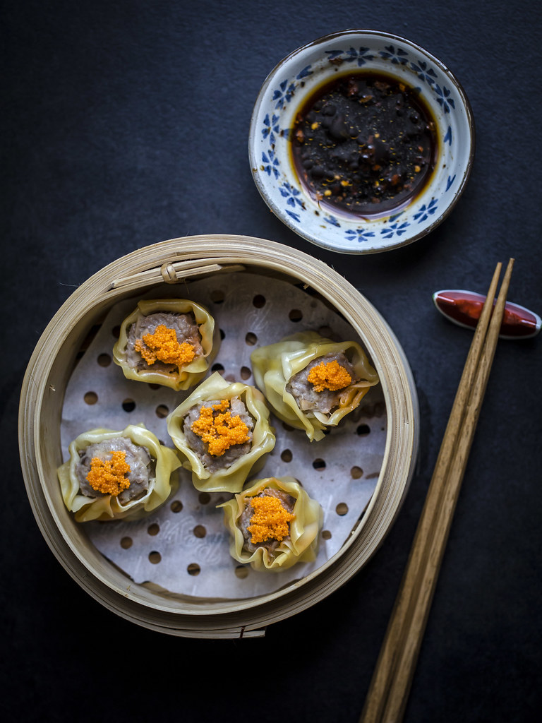 Turkey Siu Mai