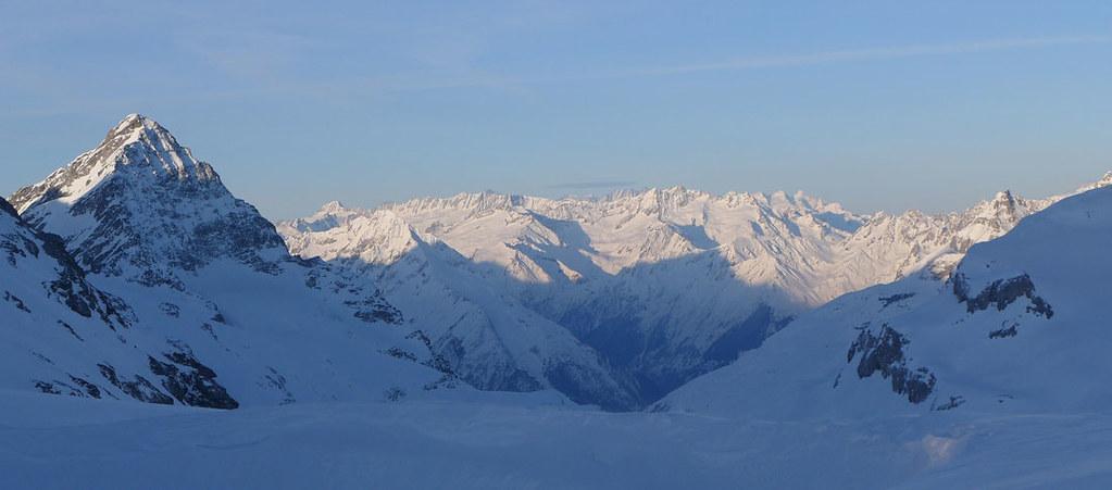 Gross Schärhorn Glarner Alpen Schweiz foto 10