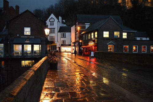 durham north damp weather outside outdoors street urban area visit reflections nice view city lit lights attraction tourist trap wet rainy good like buy sell sale bought item stock image location ilobsterit instagram northern photos photographer season dailyphoto architecture building houses windows great shine glow glowing english british country day today