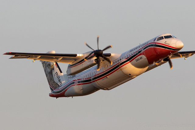 Bombardier DeHavilland DHC-8-400Q-MR Securité Civile