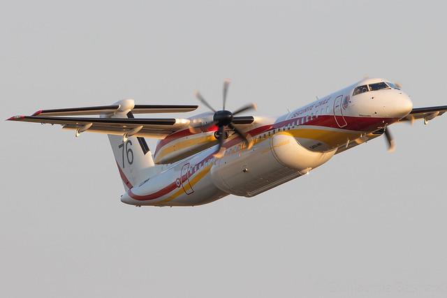 Bombardier DeHavilland DHC-8-400Q-MR Sécurité Civile