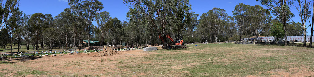 Narellan Cemetery, Richardson Rd, Narellan, Sydney, NSW.