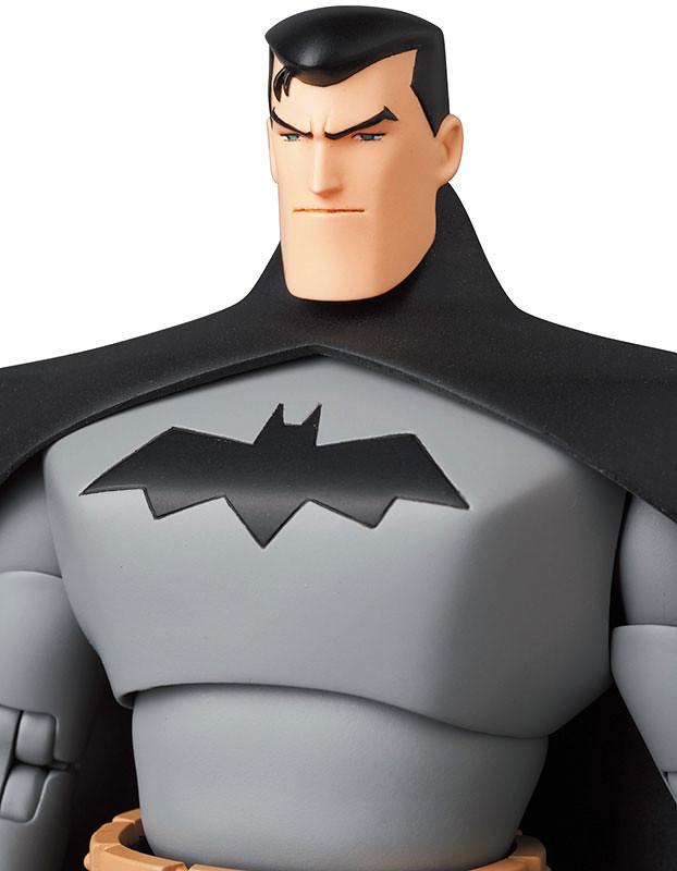 不朽的經典動畫版造型! MAFEX《蝙蝠俠新冒險》蝙蝠俠(マフェックス No.137 BATMAN(THE NEW BATMAN ADVENTURES))