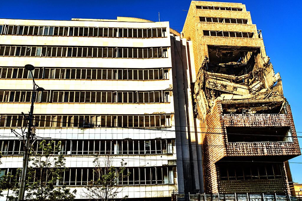 Yugoslav Ministry of Defence--Belgrade
