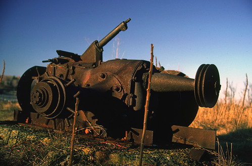 Abandoned Motor
