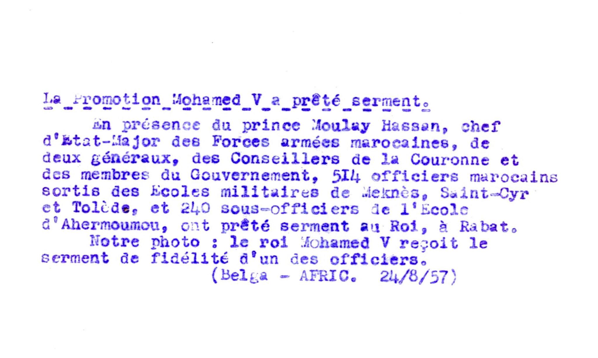 Les Officiers de la promotion Mohammed V - 1956/57 - Page 2 50161336357_054860d73c_o_d