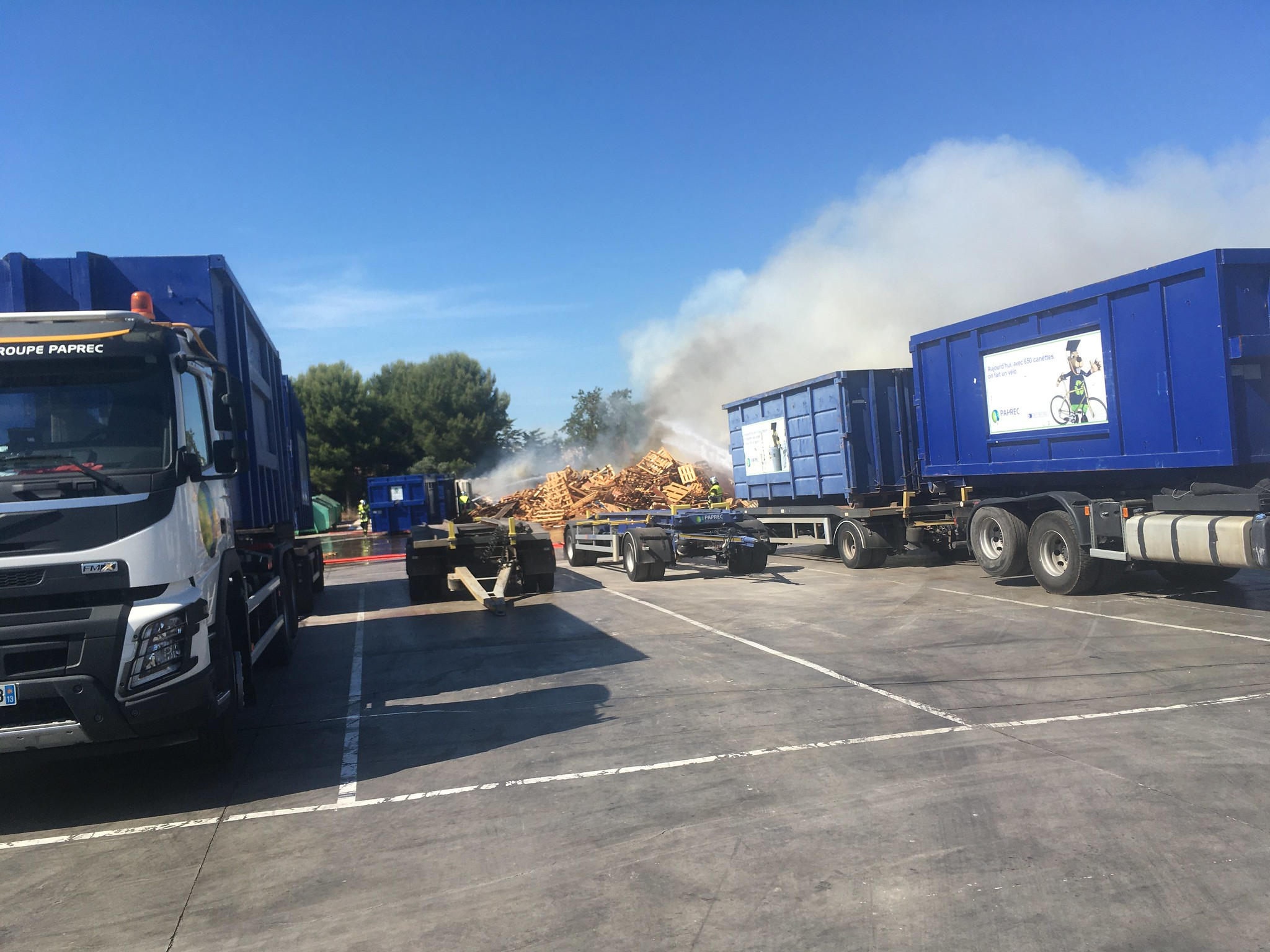 Hausse des interventions pour les Pompiers13