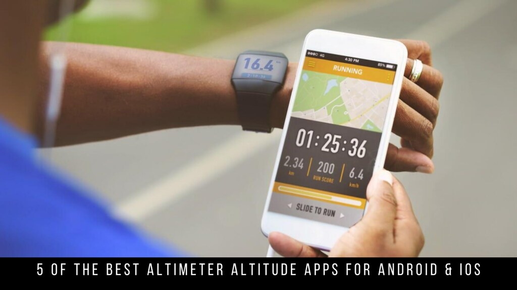 5 Of The Best Altimeter Altitude Apps For Android & iOS