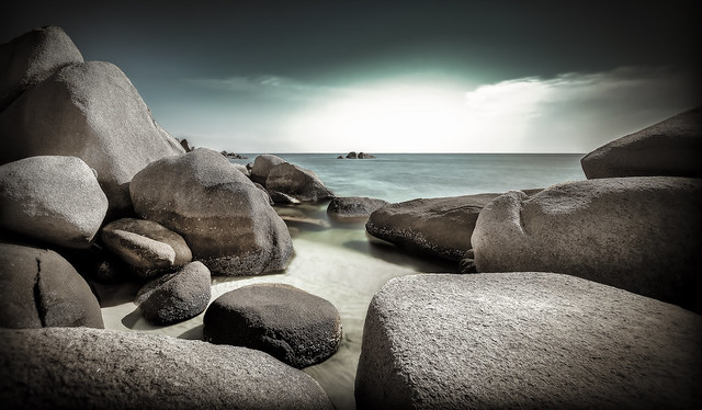 8 Seconds Of Seascape Exposure