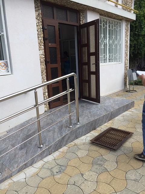 CDPD a evaluat accesibilitatea Judecătoriei Căușeni