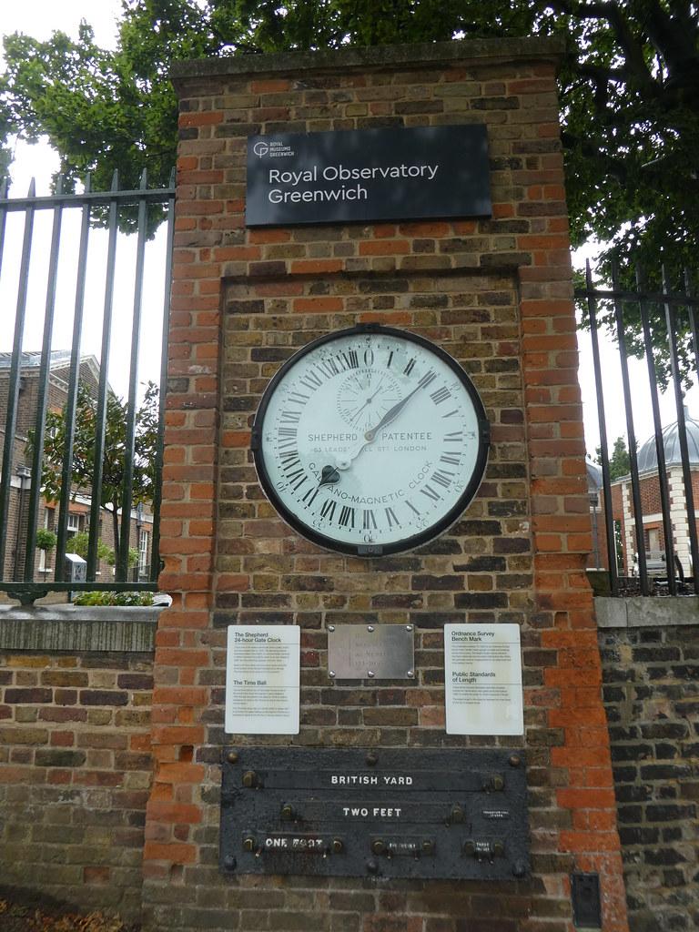 Measuring device, Royal Observatory