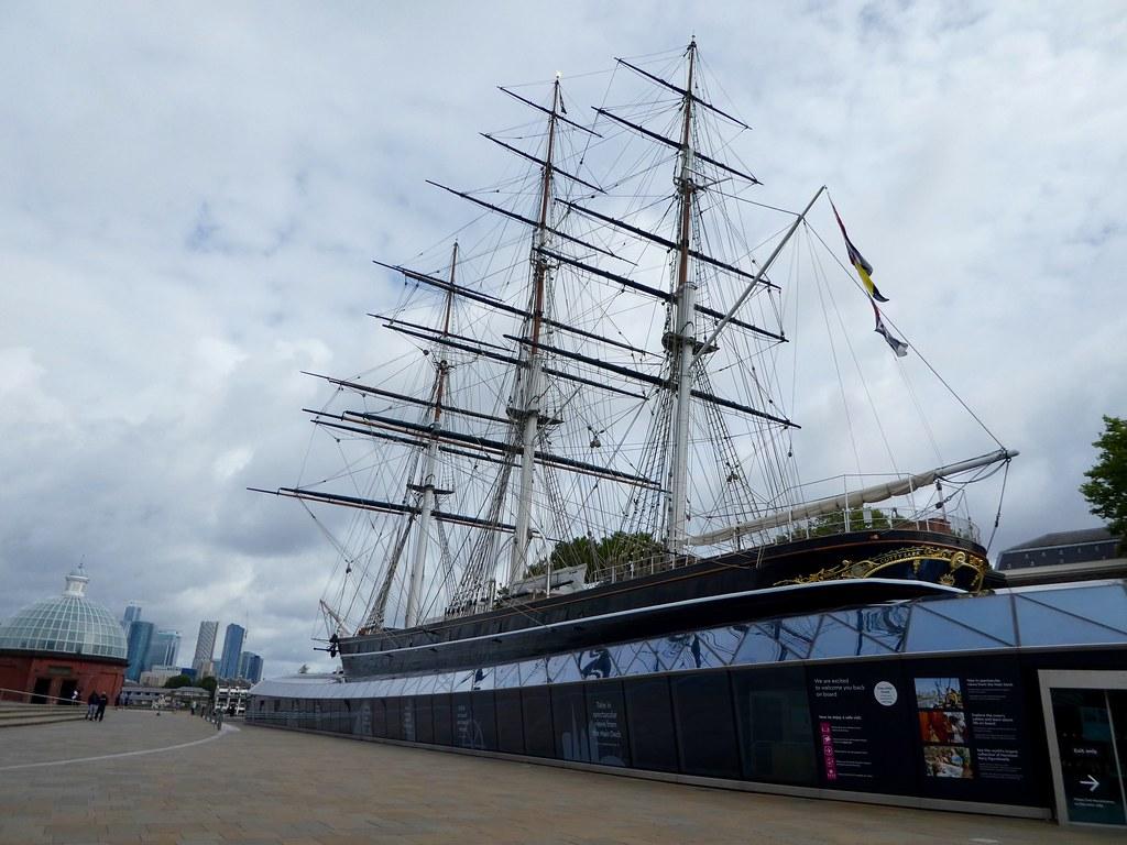 Cutty Sark, Maritime Greenwich